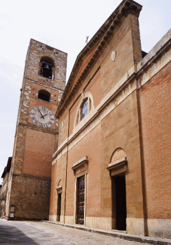 cattedrale colle val d'elsa